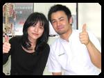 名古屋のストレートネック整体感想写真ページ